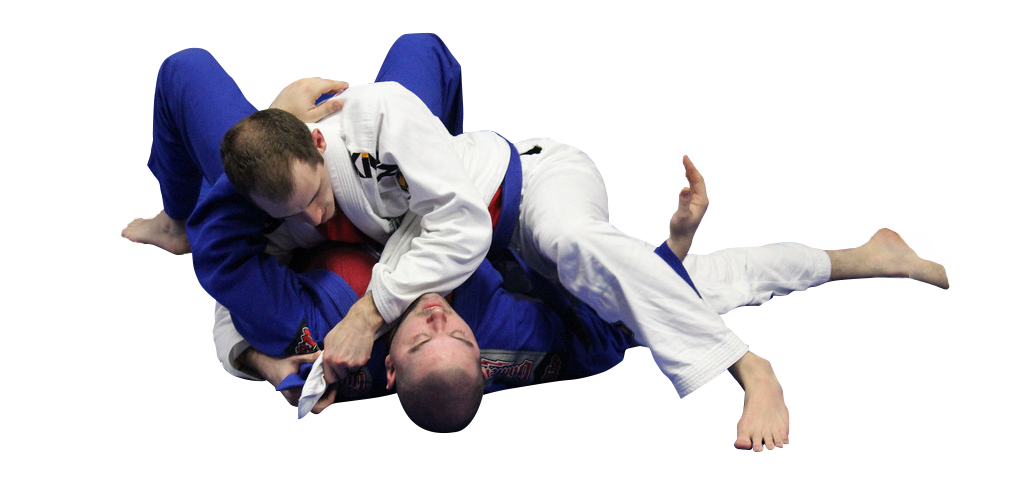 men jiu-jitsu grappling